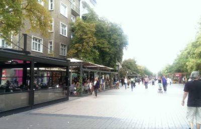булевард Витоша в София