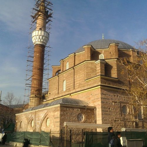 Джамията Баня баши