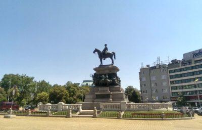 паметник на цар освободител в софия