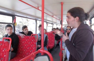 city sightseeing tour of sofia