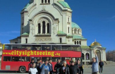 city sightseeing sofia